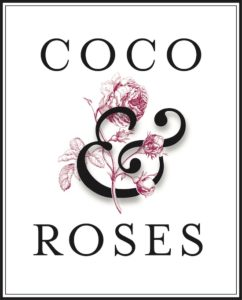 Coco and Roses Portrait Logo